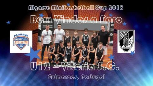 AMC U12 Vitoria SC__Team Presentation1