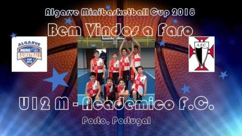 _AMC U12M AcademicoFC_Team Presentation1