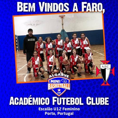 Academico Futebol Clube U12 Feminino
