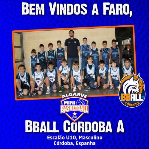 BBALL Cordoba U10 Masculino