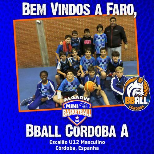 BBALL Cordoba U12 Masculino