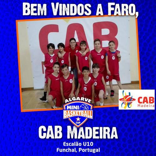 CAB Madeira U10