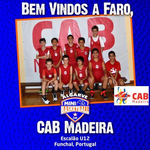 CAB Madeira U12