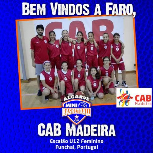 CAB Madeira U12 Feminino
