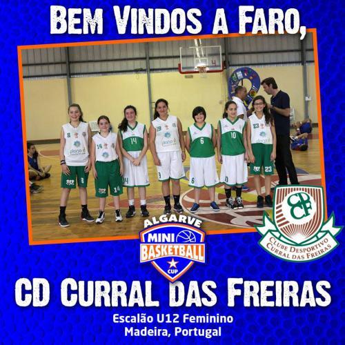 CD Curral das Freiras