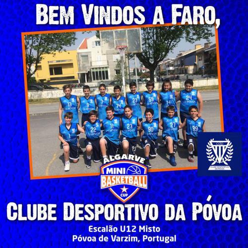 Clube Desportivo da Povoa U12 Misto