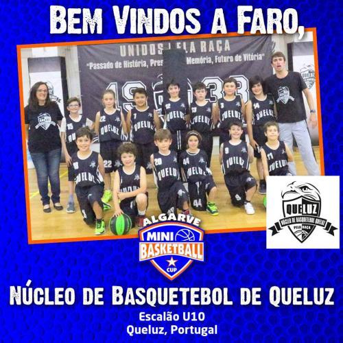 Nucleo Basquetebol Queluz U10
