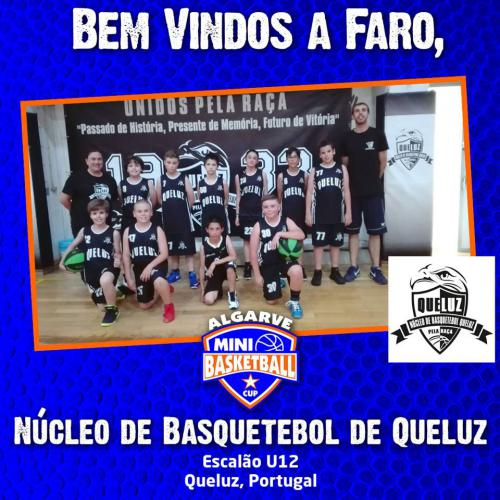 Nucleo Basquetebol Queluz U12