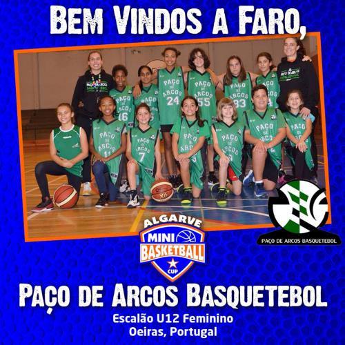 Paco de Arcos U12 Feminino