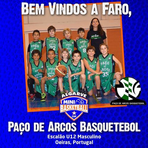 Paco de Arcos U12 Masculino