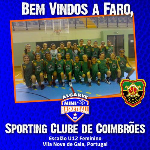 Sporting Clube Coimbroes U12 Feminino